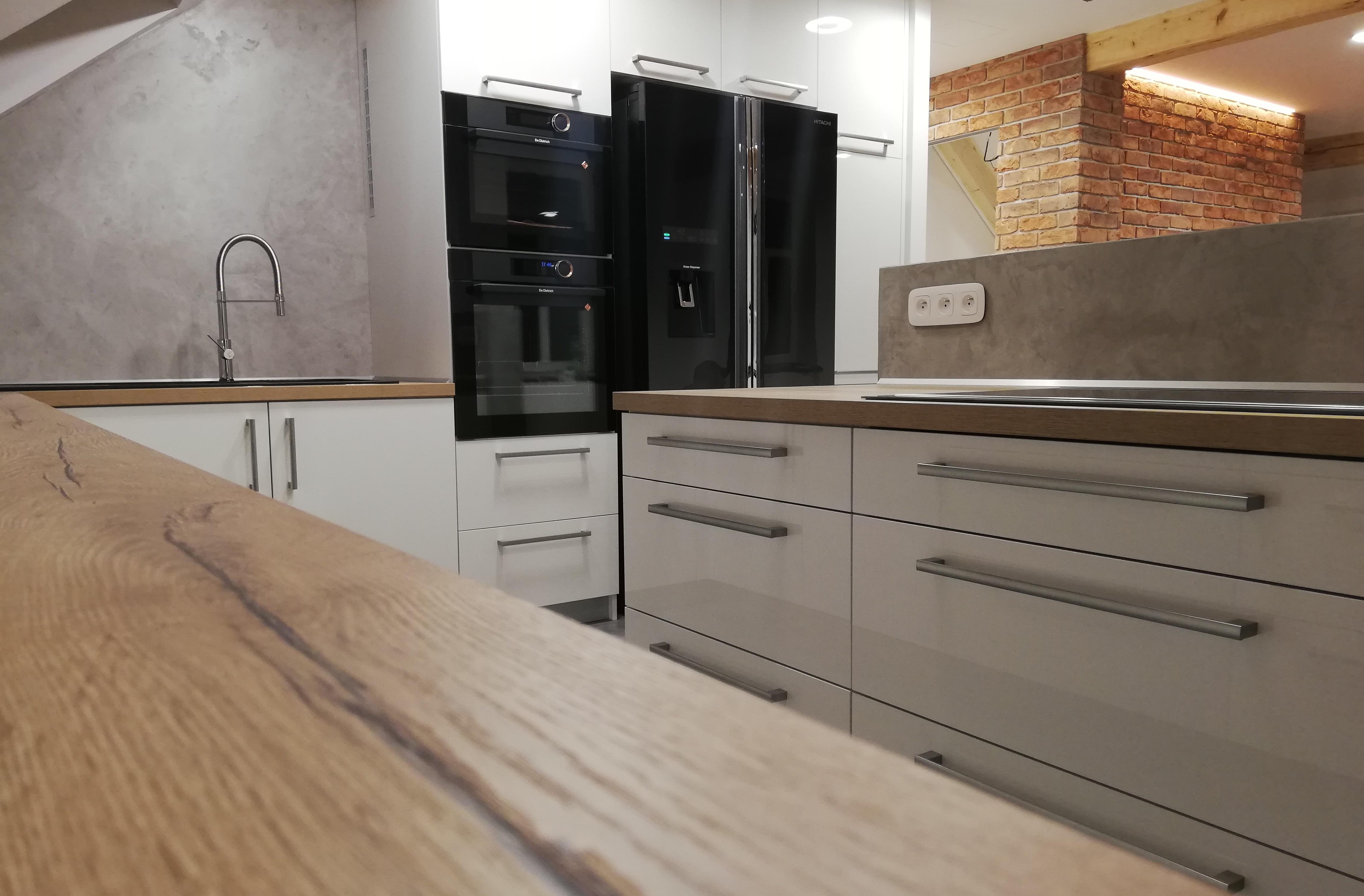 Slider kuchyně - 2